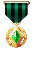 金生命勛章