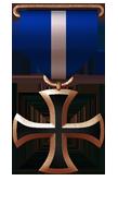 銅十字勛章